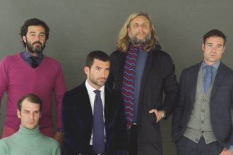 Moda Masculina 5 AMIGOS 5 LOOKS by Lester