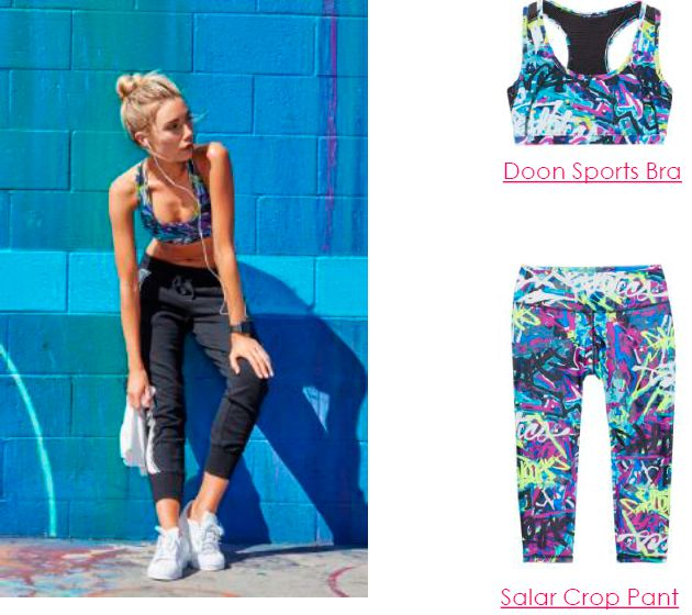 Fabletics Designs and Kate Hudson