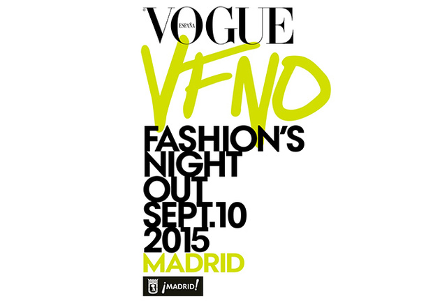 Vogue Fashion Night Out Madrid 2015 desde Aloastyle