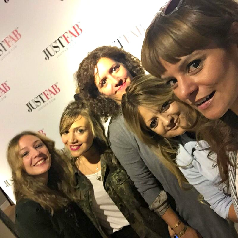 INFLUENCERS, TRENDSETTERS, AND TOP BLOGGERS AT JUSTFAB SPAIN