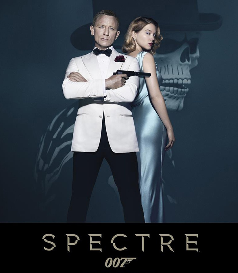 James Bond Spectre Style and Axe