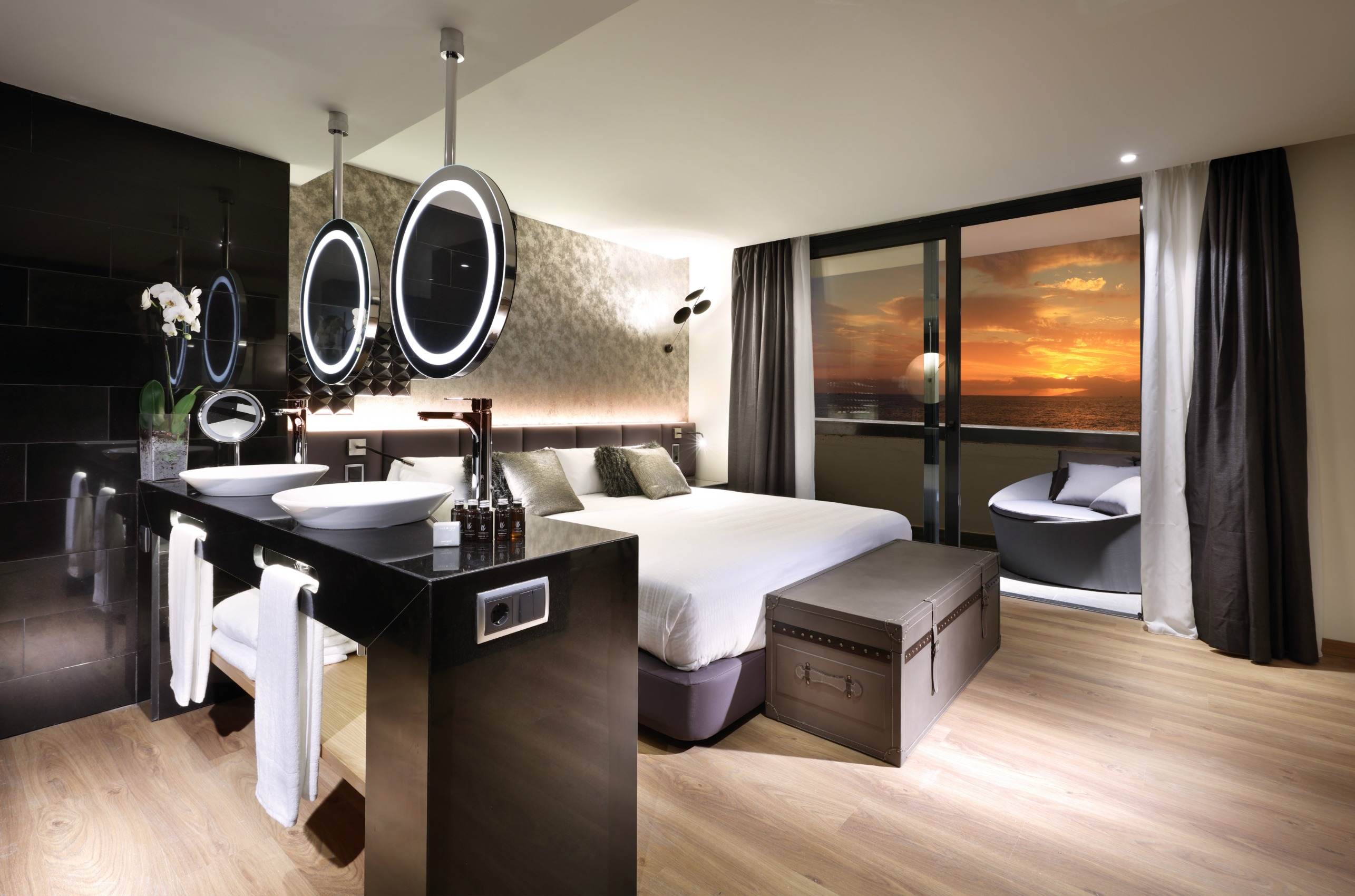 Hard Rock Hotel Tenerife Gran Inauguración, Rock-Royalty-Suite